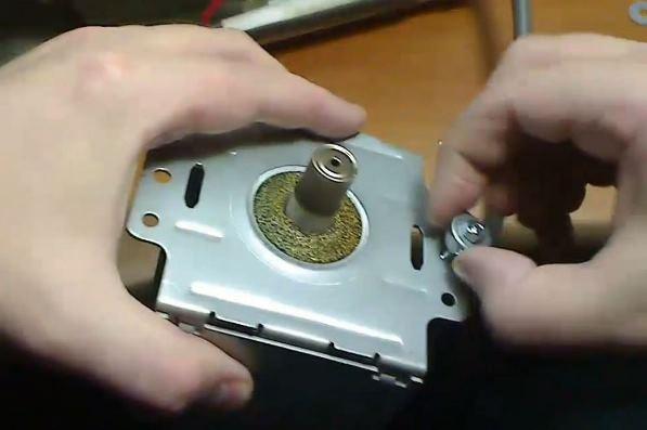 Замена магнетрона своими руками