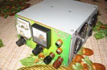 Автомобильное зарядное устройство из компьютерного БП АТХ