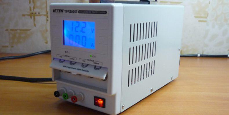 Лабораторный блок питания ATTEN TPR3005T